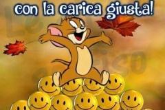 cartone immagine felice
