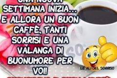 caffè mattina buona giornata a tutti